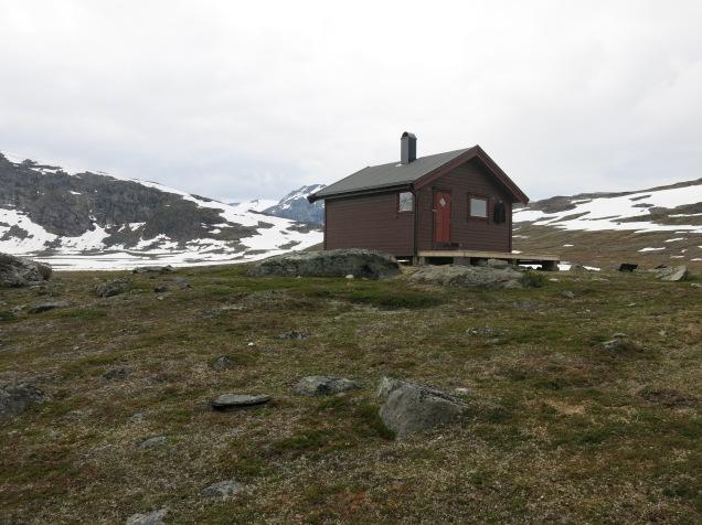 Kleine neue Hütte