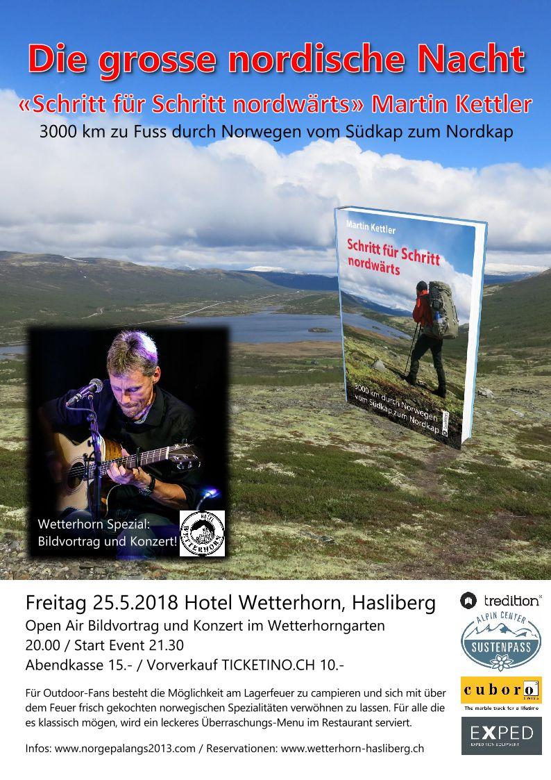 Plakat Wetterhorn